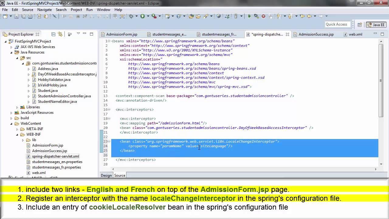Spring mvc tutorials 26 internationalization and localization 02 spring mvc tutorials 26 internationalization and localization 02 baditri Image collections
