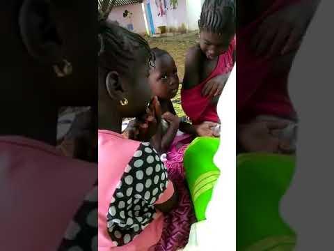 Coura Ndiaye (GSM) Help The Kids of Senegal