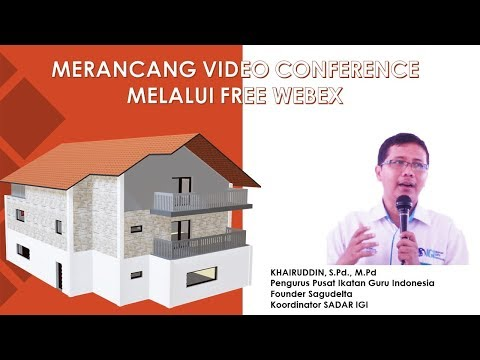 Free Webex Video Conference Creation