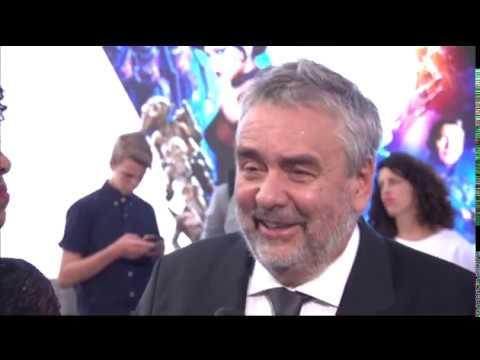 Valerian World Premiere - Director Luc Besson