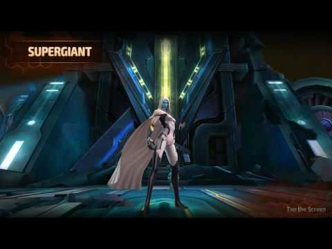 Marvel Future Fight: Tier 2 Sharon Rogers vs Supergiant WB [first time using Sharon]
