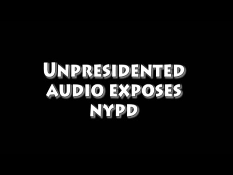 PSA7 Unprecedented Audio Exposes the NYPD fabrication of Charges against Jose LaSalle