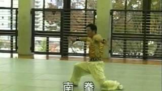 映画少林寺シリーズで有名な「胡堅強」老師を招き 中国武術セミナーと演...