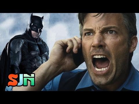 Ben Affleck is NOT Directing The Batman