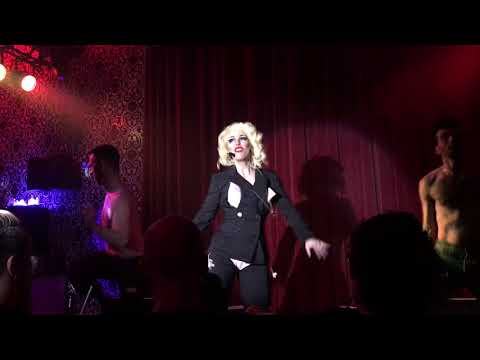 Drag Queen Wendy Warhol Performs Express Yourself