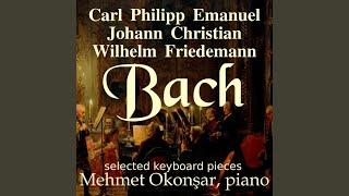 Württemberg Sonata No. 6 in B Minor, Wq.49/6, H.36: II. Adagio non molto