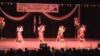 Kannada Folk Dance Ghallu Ghallenuta- Indian Independence Day- Perth Concert Hall