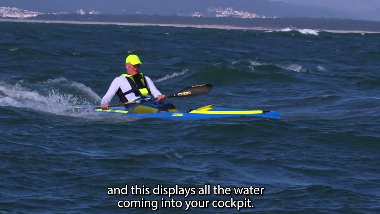 Nelo Surfski Wave Deflector by Nelo Kayaks