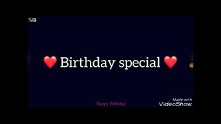 Birthday Special || Wishing Happy Birthday (Heart touching conversation)
