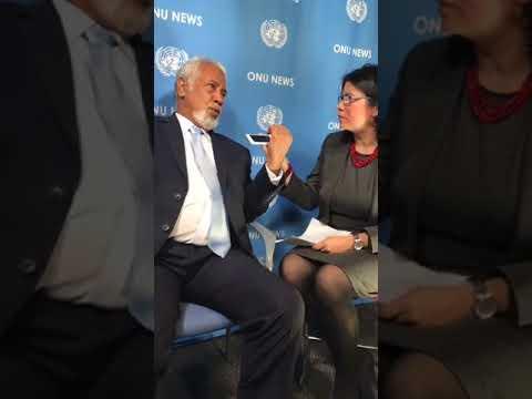 Exclusiva: Xanana Gusmão fala à ONU News sobre cooperação no Timor-Leste