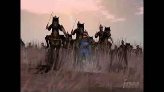 Rome: Total War -- Barbarian Invasion PC Games Gameplay