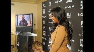 Isan Elba named 2019 Golden Globe Ambassador