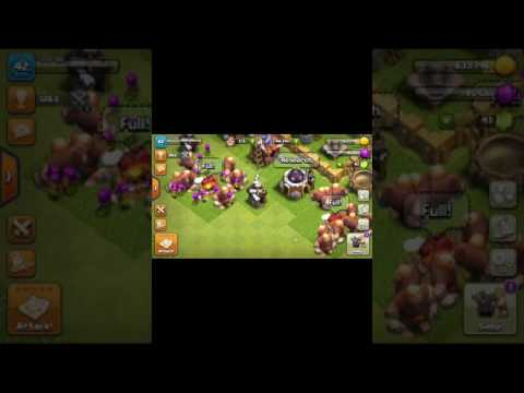 How to glitch in clash of clans & clash Royal
