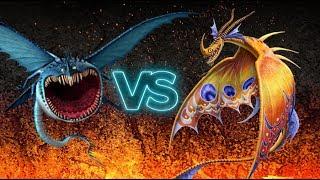 DEATHSONG vs THUNDERDRUM [Dragon Tournament Ep. #4]