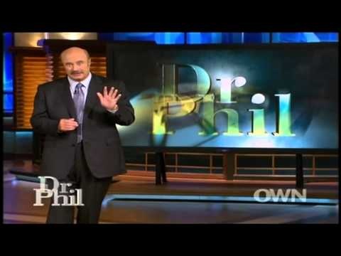 Dr  Phil Video Game Addiction