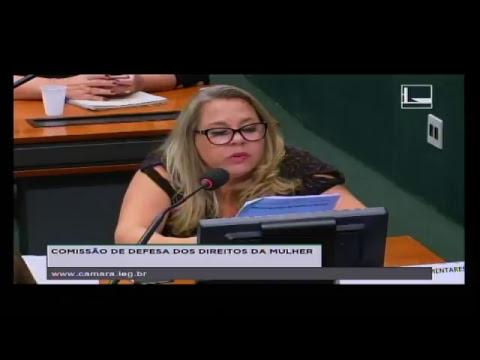 DEFESA DOS DIREITOS DA MULHER - Reunião Deliberativa - 05/04/2017 - 15:27