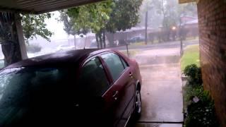 Tornado?(Severe weather in Monroe,LA)