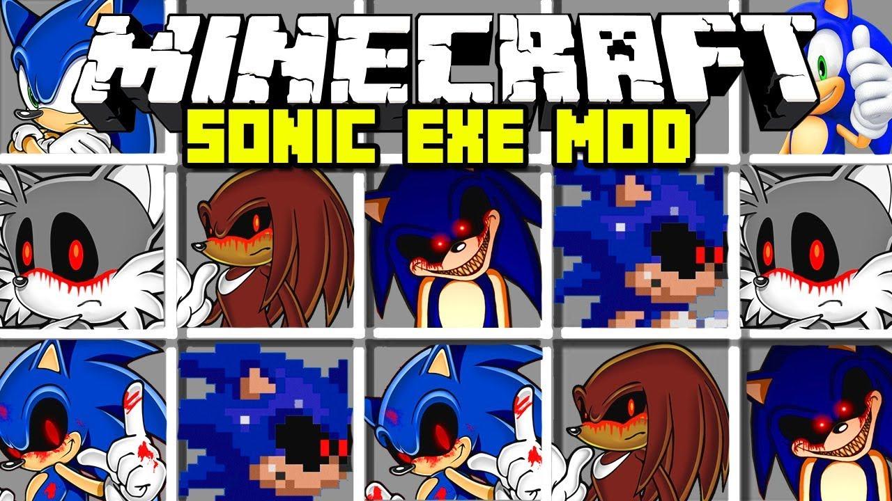 dark sonic vs sonic exe
