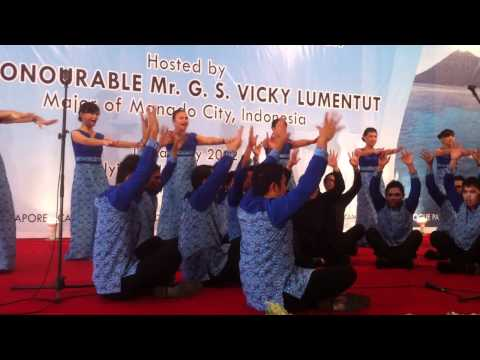 Unima Choir from North Sulawesi, Part 2