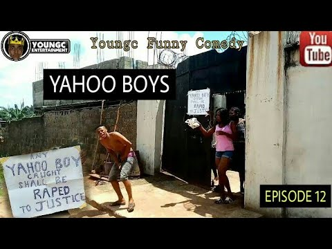 YAHOO BOYS Youngc Funny Comedy Episode 12