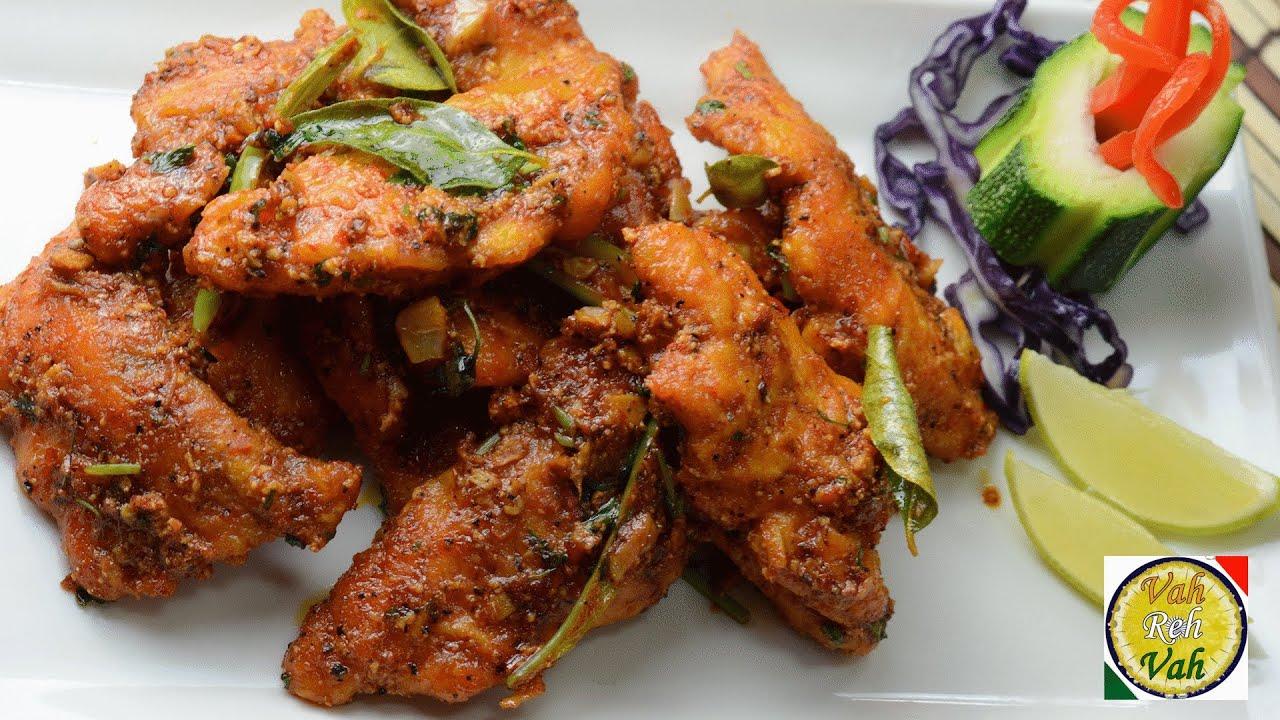 Apollo Fish Fry Recipe By Vahchef Vahrehvah Com Youtube