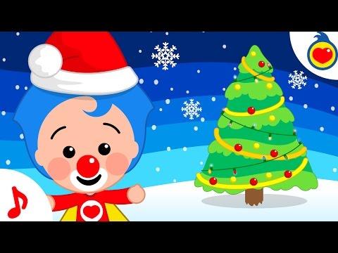 Plim Plim ♫ Qué linda la navidad ♫...