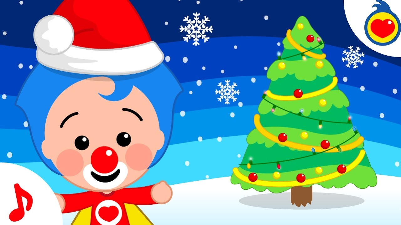 plim plim qu linda la navidad canciones infantiles
