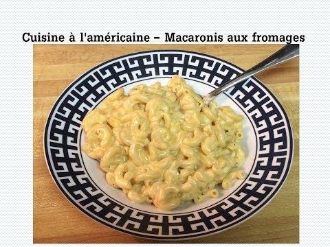 macaronis-aux-fromages-(mac-&-cheese)---recette-américaine-facile-et-rapide