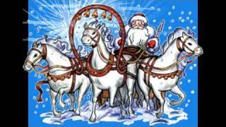 РУССКАЯ ДУША.РУССКИЙ ХИТ!'ЗИМА'С.Косточко Новогодняя песня.Рождество.Масленница.