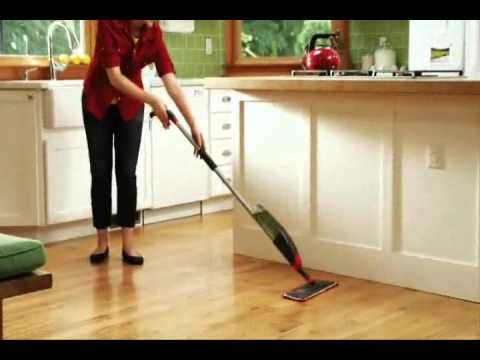 Rubbermaid Reveal™ Spray Mop TV Commercial