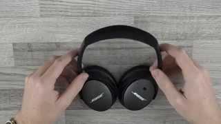 mqdefault - [Amazon] Bose QuietComfort 25 Acoustic Noise Cancelling Kopfhörer für Apple Geräte in schwarz nur 169€