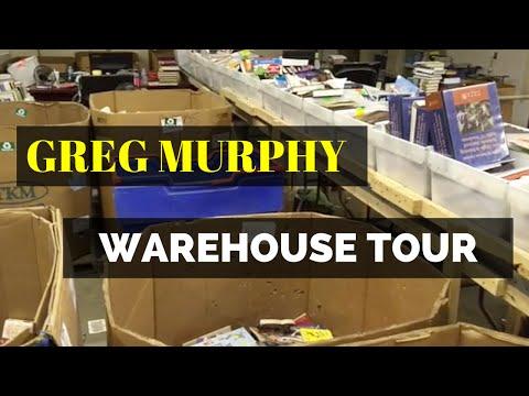 greg-murphys-million-dollar-book-selling-operation-[full-walk-through---60,000-sq.-feet-]
