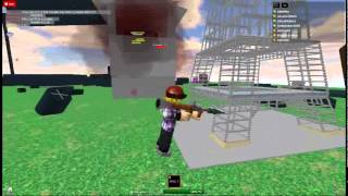 Destroy the twin towers on Roblox