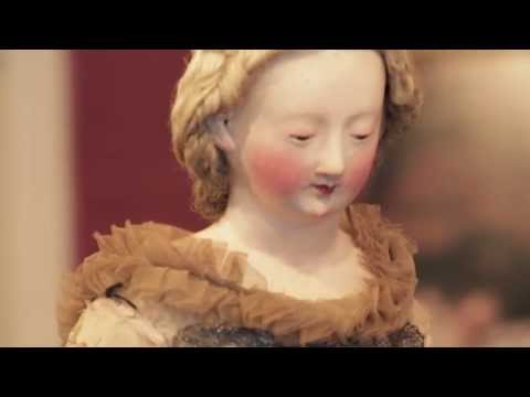 Antique Dolls Featuring Estelle Johnston Collection Pt 1