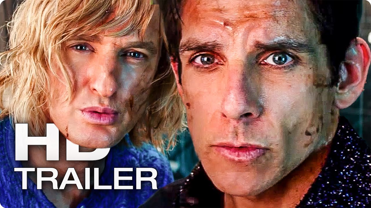 Zoolander 2 Trailer German