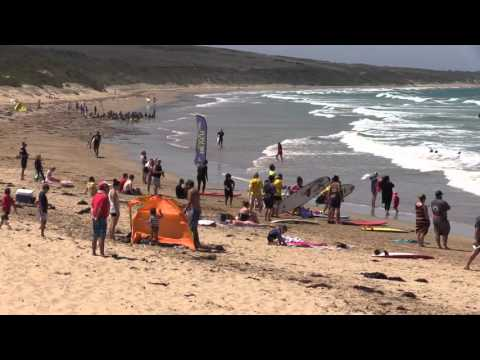 Gippsland highlights of the State Surfing Carnival