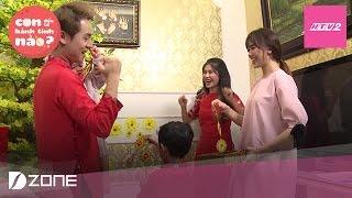 HTV2 - Hari Won ghé thăm gia đình Đăng Khôi