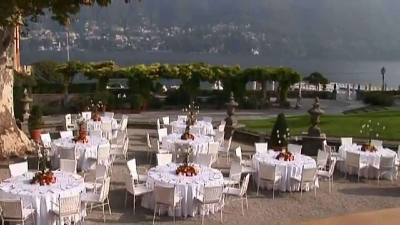 Villa d 39 este lake como italy youtube for Hotel villa d este como