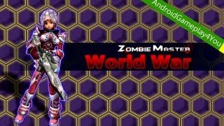 Zombie Master World War Android Game 2013 Gameplay [Game For Kids]