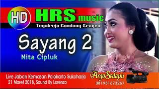SAYANG 2 (HD) HRS MUSIC Sragen Terbaru