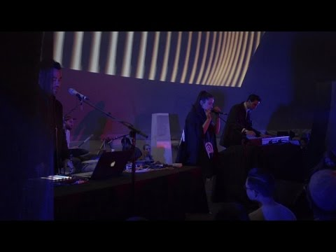 Wafia – Heartburn [Live with Ta-ku at MoMA PS1]