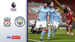 2x Gündogan! City gewinnt Spitzenspiel | Liverpool - Manchester City 1:4 | Highlights - PL