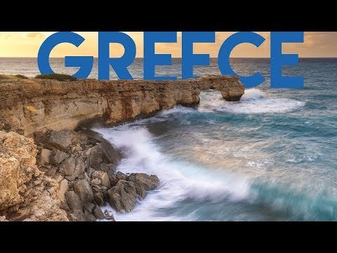 A Travel Film of Greece, The Future, and of Wonder