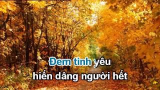 Cho Vừa Lòng Em karaoke beat