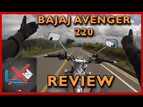 Bajaj Avenger 220 Review