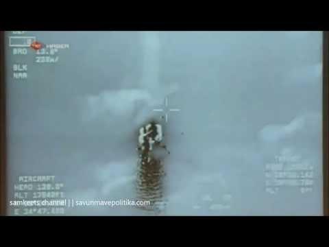 Anka in Action ! -  Anka Operasyonda ! Turkish Male UAV - ANKA -