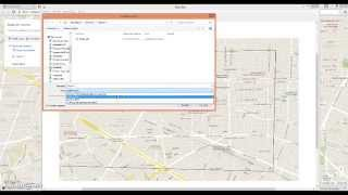 Georeferenciar Imagen de Google Maps a ArcGis 10 Free HD Video