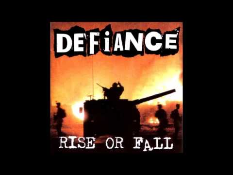 Defiance - Rise or Fall (Full album)