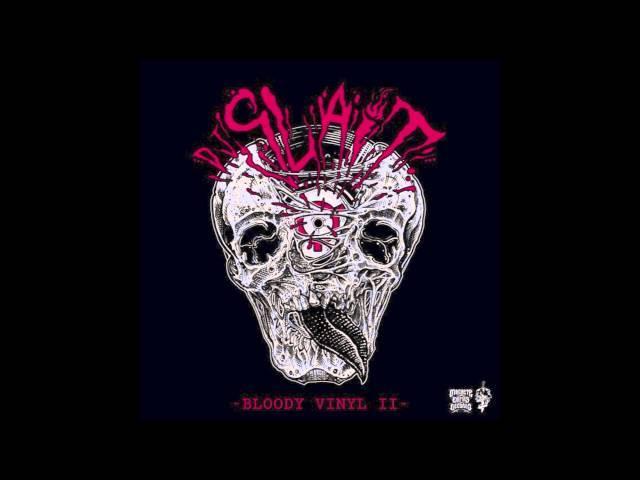Salmo - Il Soffitto viene giù [Prod. Low Kidd] - Bloody Vinyl Vol. 2