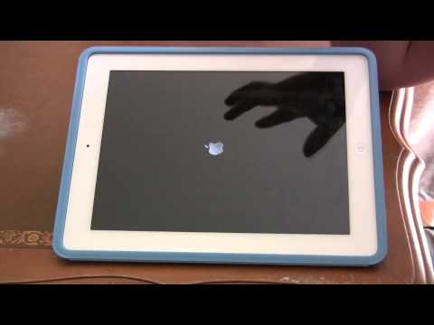 How To Restart Your Ipad